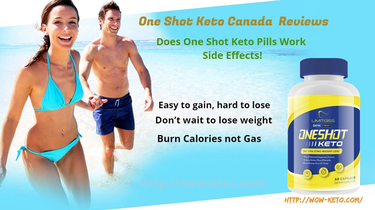 One Shot Keto Canada