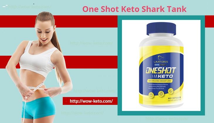 One Shot Keto Shark Tank