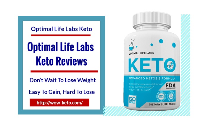 Optimal Life Labs Keto