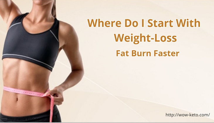 Where Do I Start With Weight Loss
