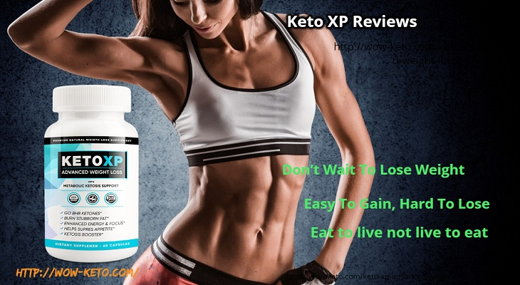 Keto XP Reviews