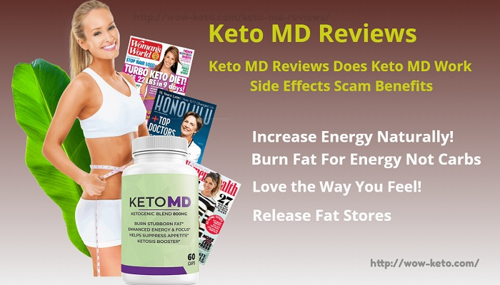 Keto MD Reviews