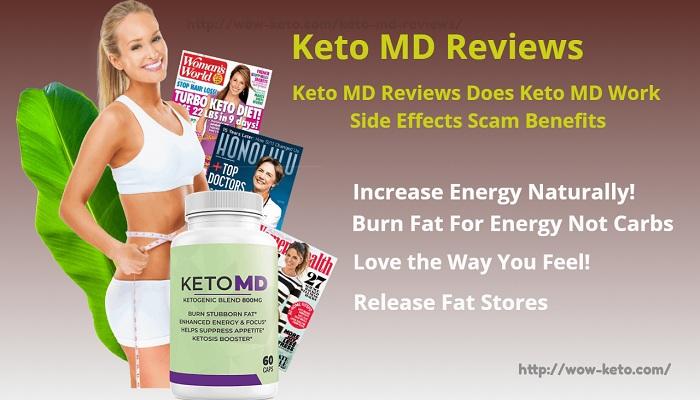 Keto MD Reviews