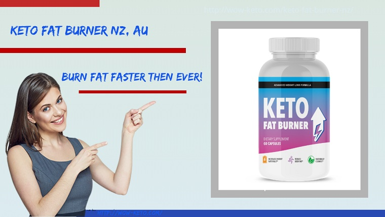 Keto Fat Burner NZ
