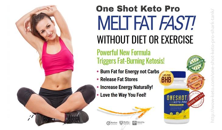 One Shot Keto Pro